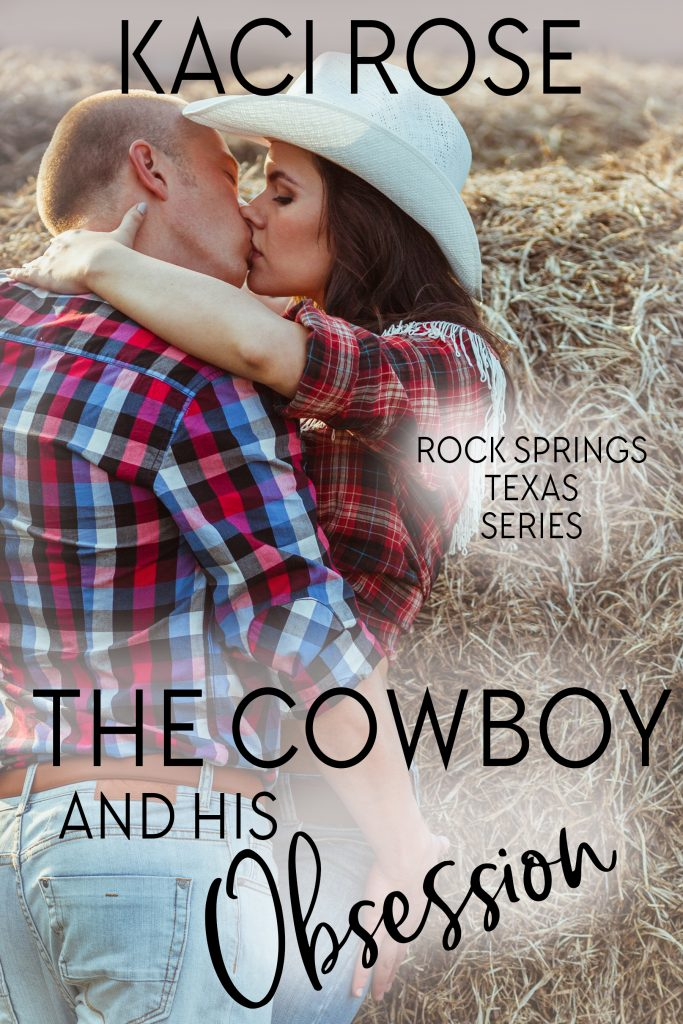 The Cowboy and His Obesession Book