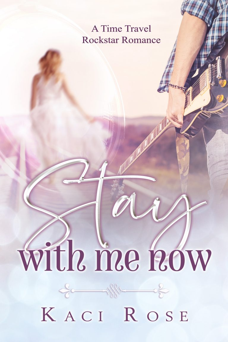 Stay With Me Now - Book Cover