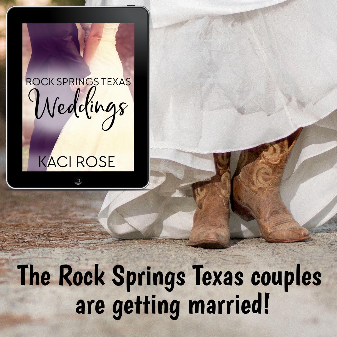 Rock Springs Texas Weddings - banner