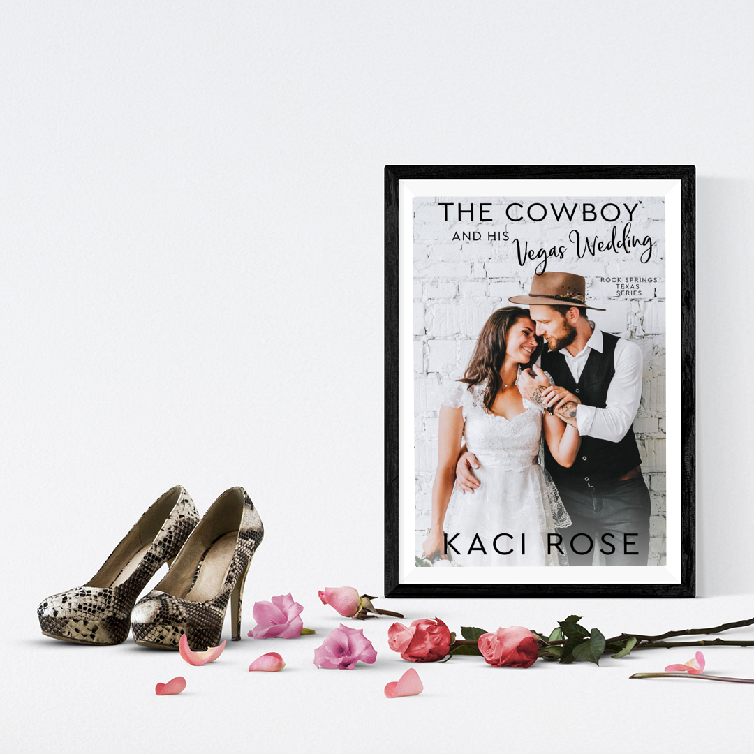 The Cowboy and His Vegas Wedding - banner