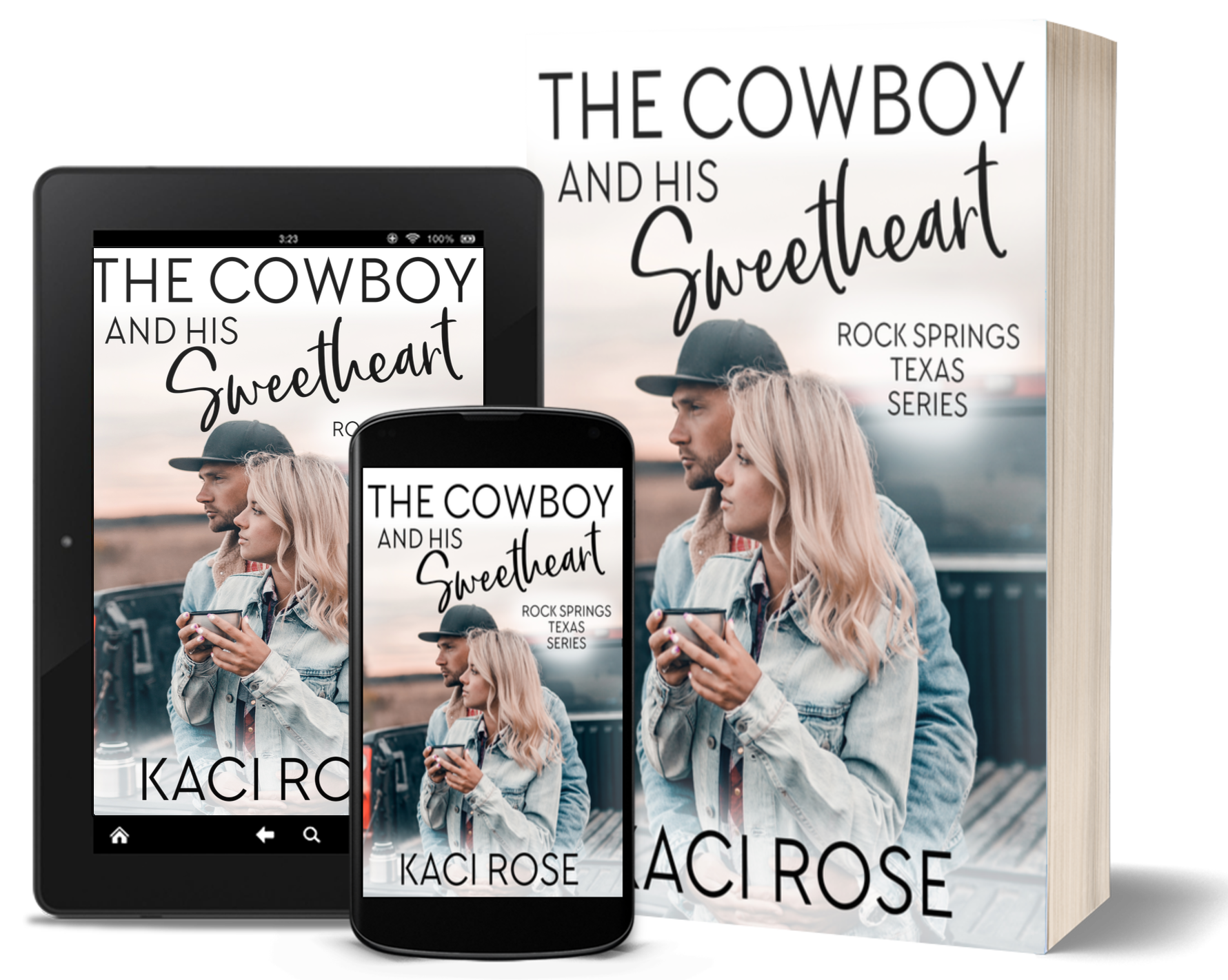 The Cowboy and His Sweetheart - Covers