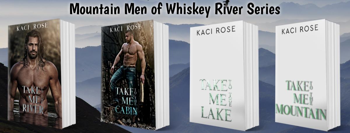 Mountain Men 4 books