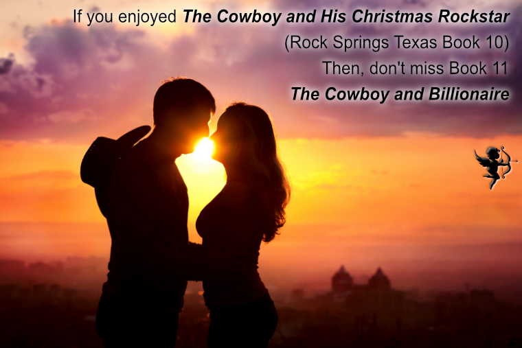 The Cowboy and His Billionaire - Next banner