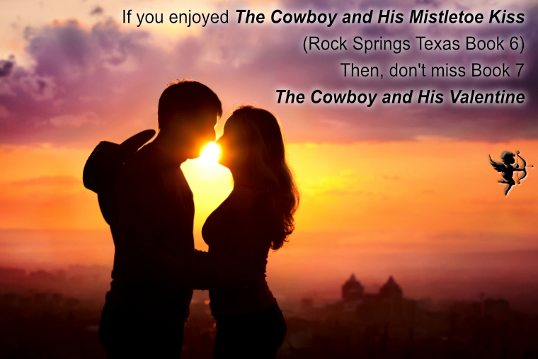 The Cowboy and his Valentine - next banner